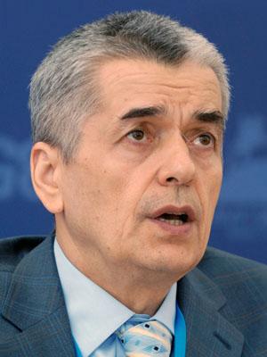 Геннадий Онищенко предпочитает водку ценой не дешевле 300 рублей